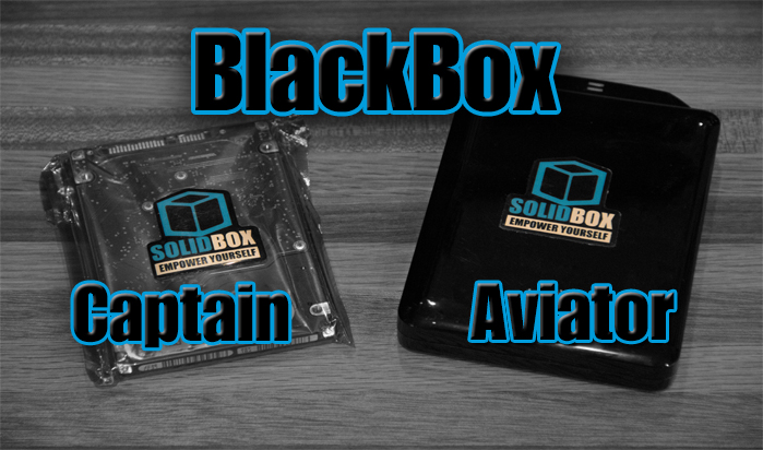 SolidBox BlackBox Program Captain Option Aviator Option