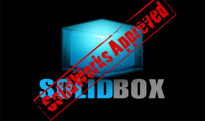 SolidBox is a SolidWorks Associate Service Partner