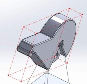 The Bounding Box SolidWorks Tutorial Video Screenshot