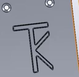 Derived Sketch SolidWorks 2013 Example