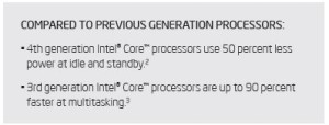Previous Generation Processors