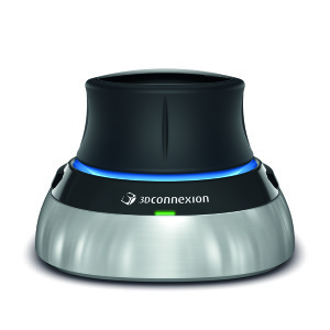 SolidWorks Modeling with the 3Dconnexion SpaceMouse Wireless