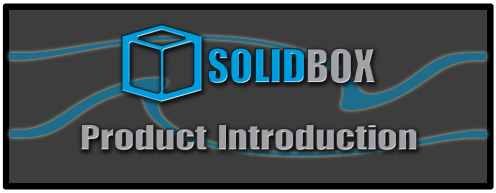 SolidBox Product Introduction