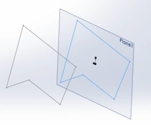 Modify Sketch in SolidWorks 2013 Example