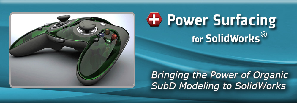 nPower Power Surfacing 4.0 for SOLIDWORKS