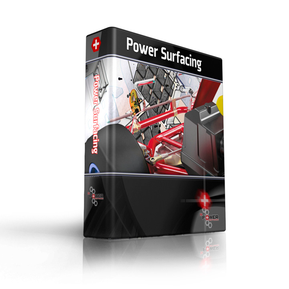 nPower's Power Surfacing 4.0 for SOLIDWORKS