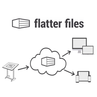 Flatter Files – A Digital Flat File Cabinet
