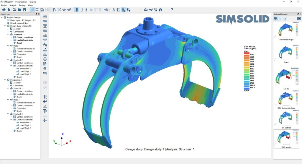 SIMSOLID Power Edition Annual Subscription