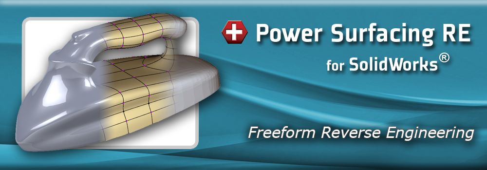 nPower's PowerSurfacing RE for SolidWorks